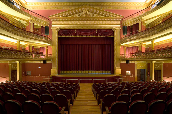 Olimpia Theater in Huesca